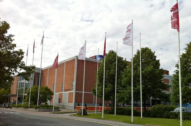 Kuopion musiikkikeskus, tämä vuonna keskeisin esityspaikka