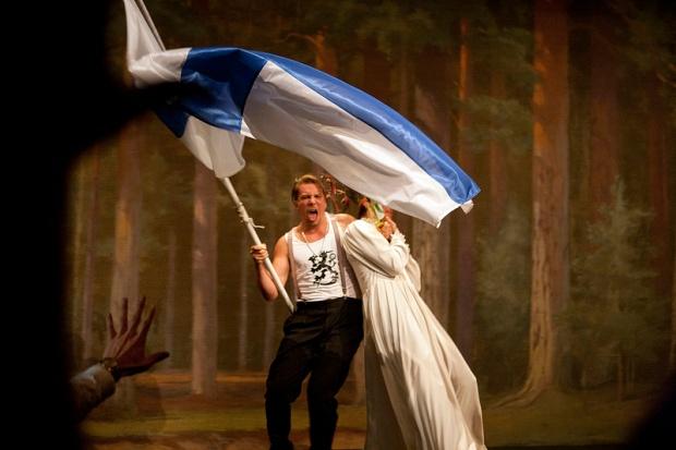 Aku Hirviniemi ja Johannes Holopainen (kuva: Stefan Bremer)