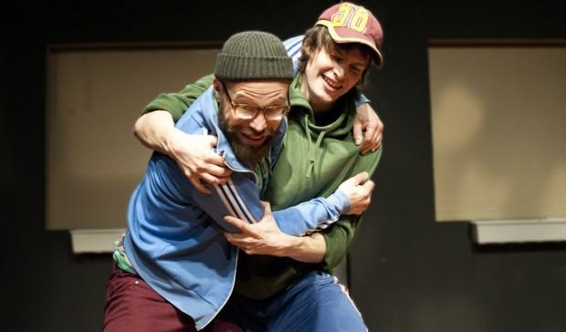 Juho Milonoff ja Johannes Holopainen (kuva: Tanja Ahola).