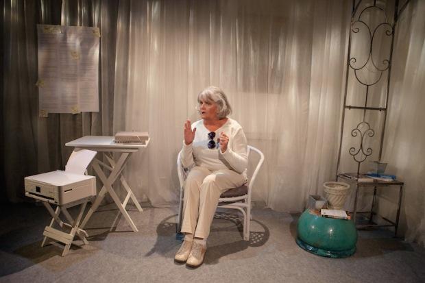 Kristiina Halkola (kuva: Marko Mäkinen)