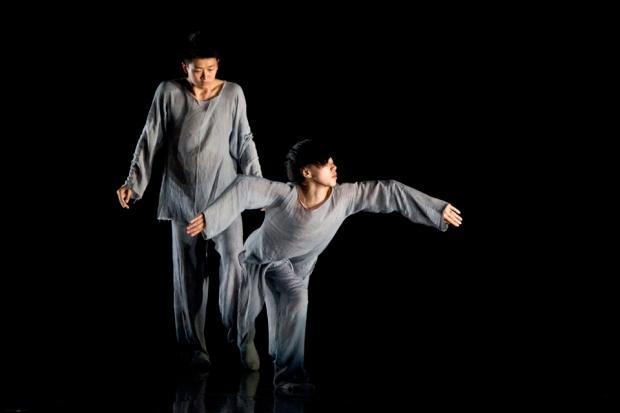 Li Xing ja Xie Xin (kuva: Petri Laitinen, Kuopio tanssii ja soi)
