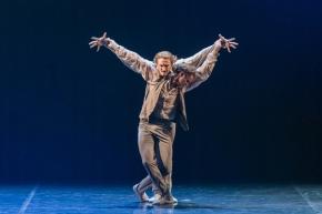 Tšaikovski toisintoineen. Kuva: Eifman Ballet/Jevgeni Matvejev.