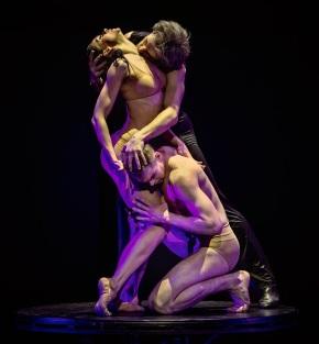 Boris Eifman: Rodin. Kuva: Souheil Michael Khoury/Eifman Ballet