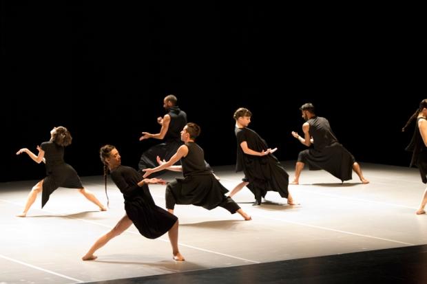 Vertigo Dance Ccompany: Yama. Kuva: Kuopio tanssii ja soi/Petri Laitinen.