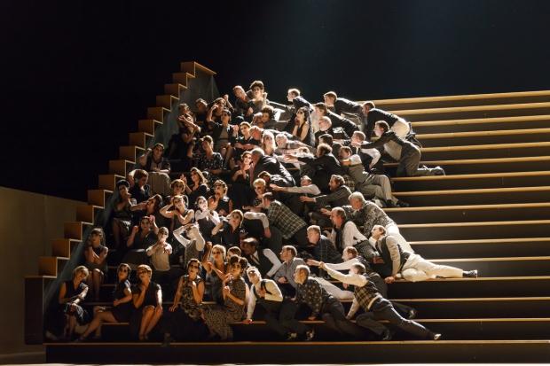 Carmen. Royal Opera House. Kuva: Bill Cooper.