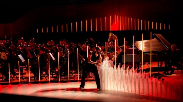 Tero Saarinen: Zimmermann Trio. HKO, David Scarantino. Kuva: Mikki Kunttu.